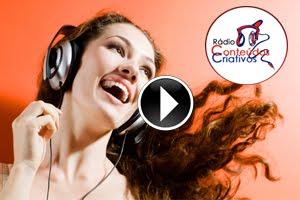 Ouça a Rádio Conteúdos Criativos