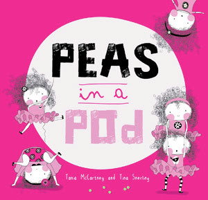 Peas in a Pod by Tania McCartney and Tina Snerling