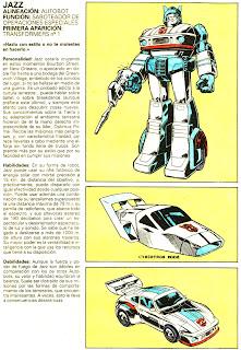 Jazz (ficha transformers)