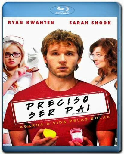 Preciso ser Pai AVI BDRip Dual Audio + Bluray 720p e 1080p