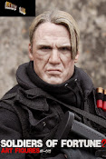 IN STOCK Soldier of Fortune AF012 1/6 scale ( The Expendables Gunner Jensen aka Dolph Lundgren )