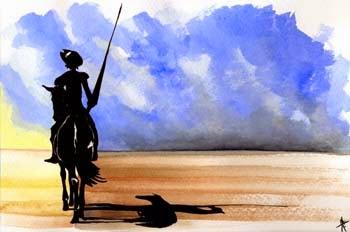 Quijote interactivo de la BNE