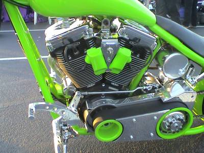 Harley Davidson Modifikasi