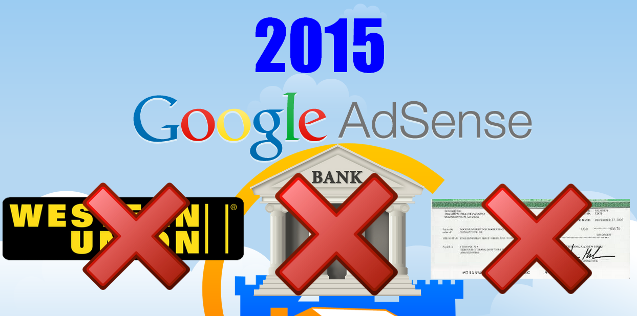 تحديث جديد لجوجل أدسنس بالنسبة لدفعة 2015
