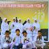 Siswa-siswi MTsN 33 Jakarta Turun Ke Jalan Sambut Tahun Baru Islam 1436 H