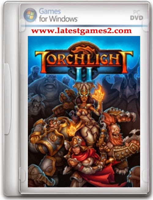 Free Download Torchlight 2 Full Version PC Game