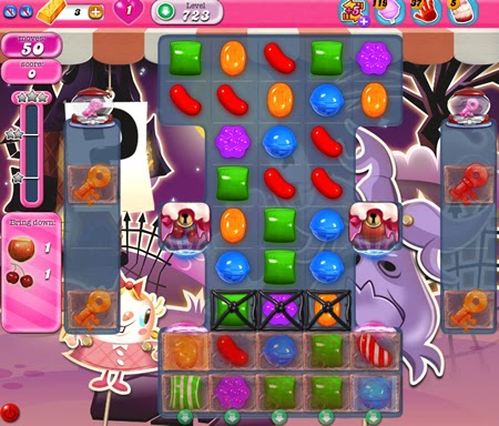 Candy Crush Saga 723