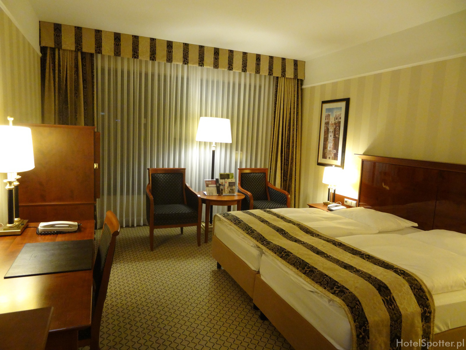 Maritim Hotel Berlin - pokoj Superior room
