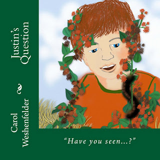 Justin's Question Picture Book ages 4-6