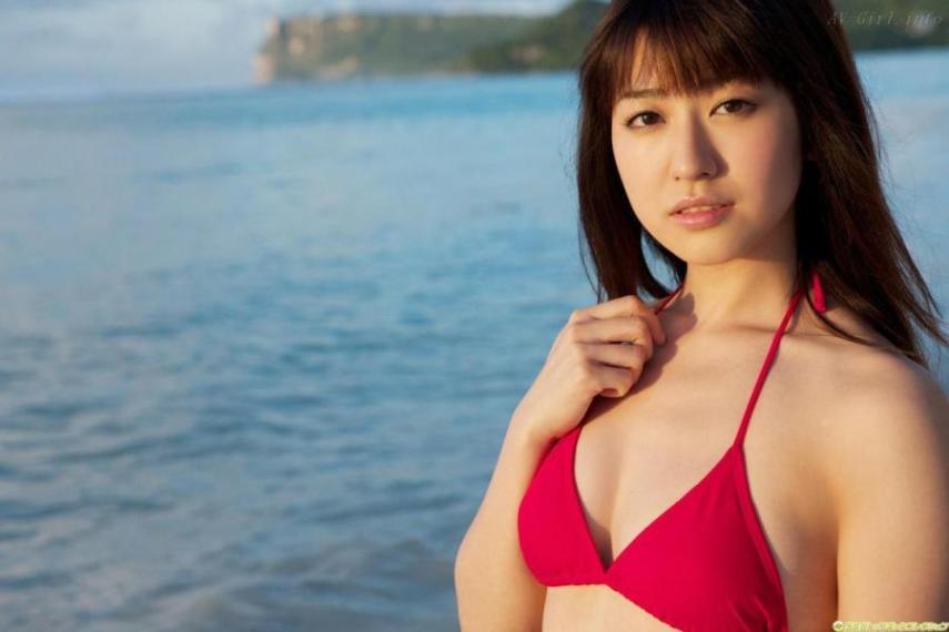 Arisa Kuroda, Foto Model Wanita Seksi Japan Idol