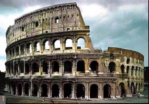 Historia del arte arquitectura de la edad antigua for Inicios de la arquitectura