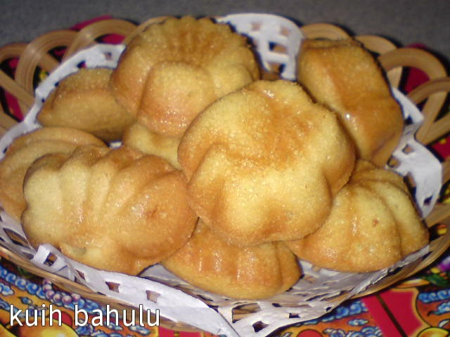 have several Kuih Bahulu recipes in hand. Some uses more sugar while ...