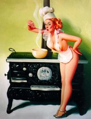 Devaneios culinários - Baixa gastronomia amadora