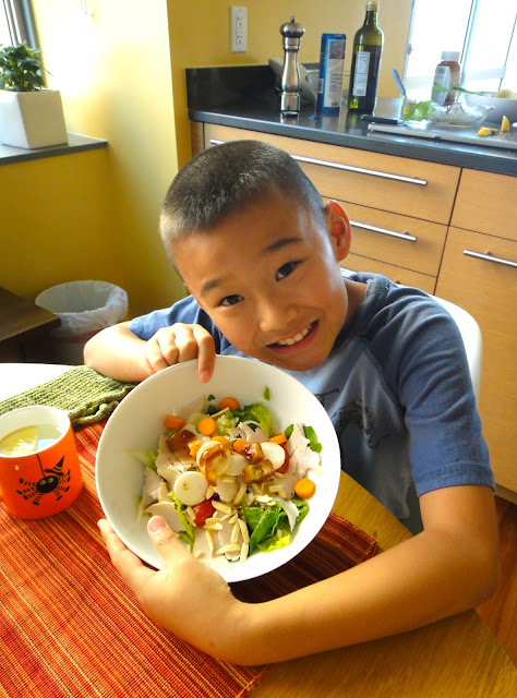 Simon's Summer Salad