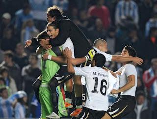 Clasificados Semifinales Copa América