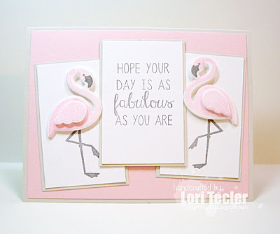 As Fabulous As You Are card-designed by Lori Tecler/Inking Aloud-stamps and dies from Reverse Confetti