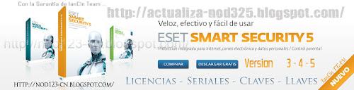 Nuevas Licencias Claves Llaves Seriales para Antivirus NOD32 Para SIEMPRE - 2013 2014 2015