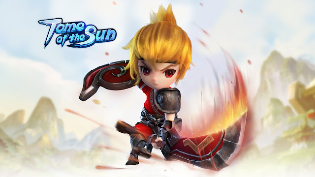 Tome of the Sun v1.0.1 APK Full