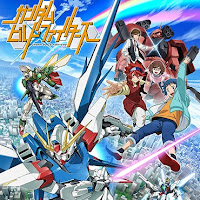 Gundam Build Fighters Gunpla