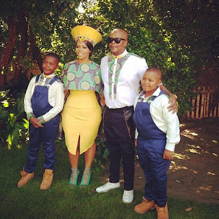 Trevor Gumbi And Wife Lucille Celebrates 9th Wedding Anniversary