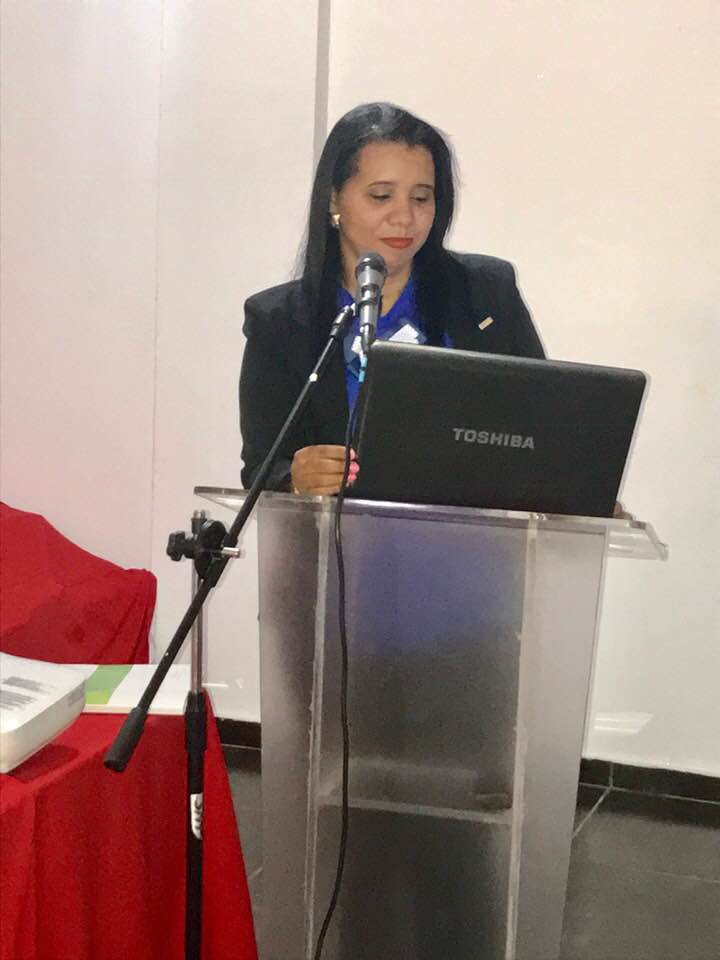 FANNY CIPRIAN, PRESIDENTA REGIONAL SUR ICPARD