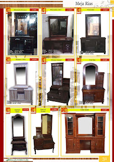 Meja Rias Furniture Klender ( Halaman 30 )