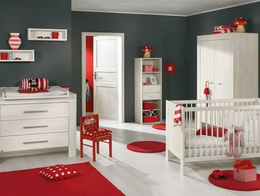 Modern Baby Room Decorations Ideas