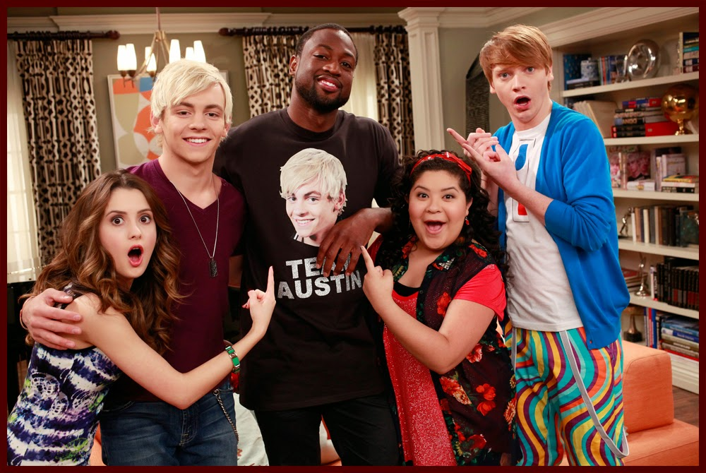 Are austin and ally dating in Australia