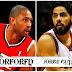 Al Horford, pívot dominicano NBA le augura buen futuro a Jorge Gutiérrez