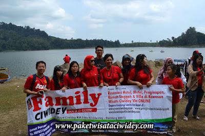 Manfaat Liburan Bersama Keluarga & Bagi Kesehatan di Situ Patenggang Ciwidey