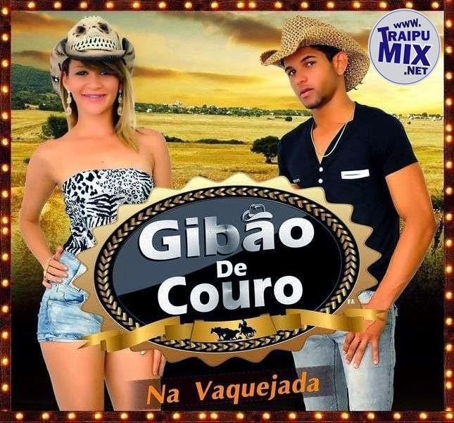 Gibão De Couro