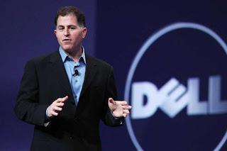 Michael Dell compra Microsoft compañia