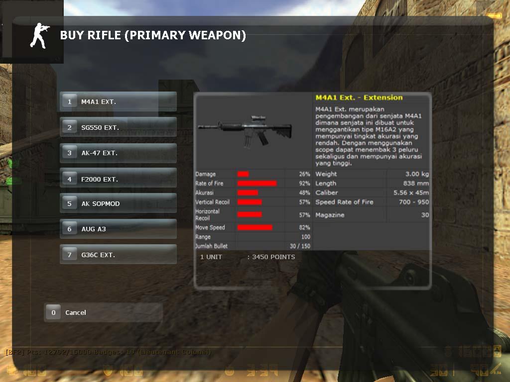 Патч cs 1 6 на оружия из кс го battle 1 vs 1 cs go ставки