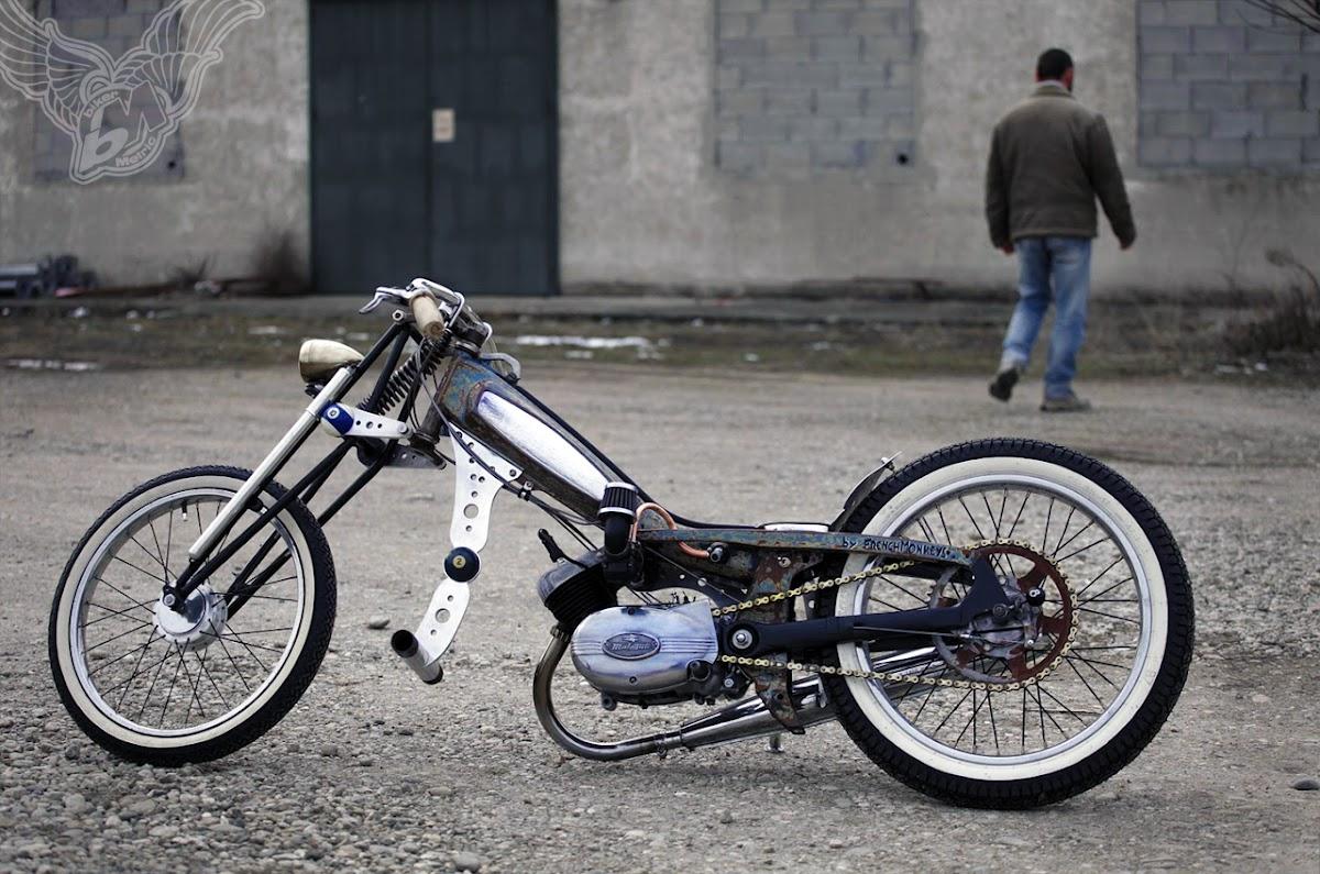 malaguti gam16/motobecane chopper | frenchmonkeys
