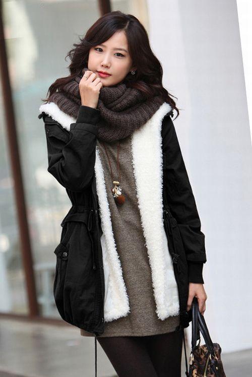 jaket musim dingin korea