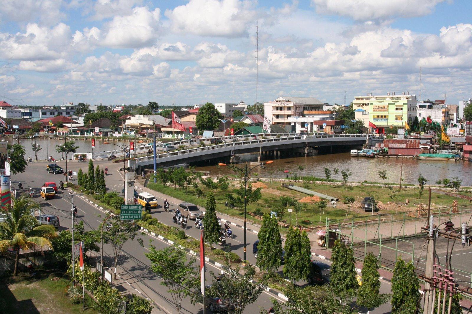 Banjarmasin Indonesia  city photos : 10 Kota Termaju di Indonesia Ari Software | All in one