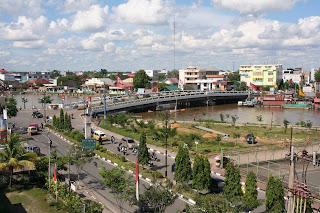 Banjarmasin, Kalimantan Selatan