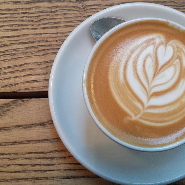 Coffee Adventures of a London Kiwi