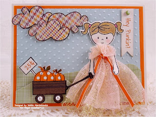 Paper Sweeties October #12 Inspiration Challenge!