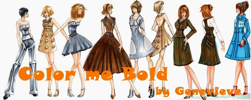 Color Me Bold