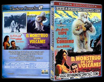 El Monstruo de los Volcanes [1962] Descargar cine clasico y Online V.O.S.E, Español Megaupload y Megavideo 1 Link
