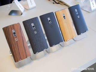 The onplus 2 has a range of Covers to choose from