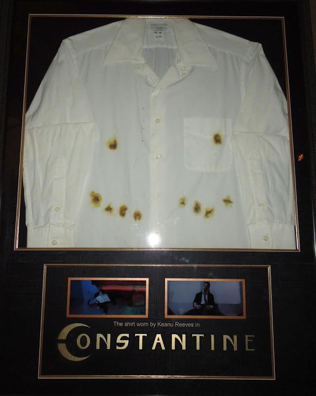 Keanu Reeves Constantine shirt
