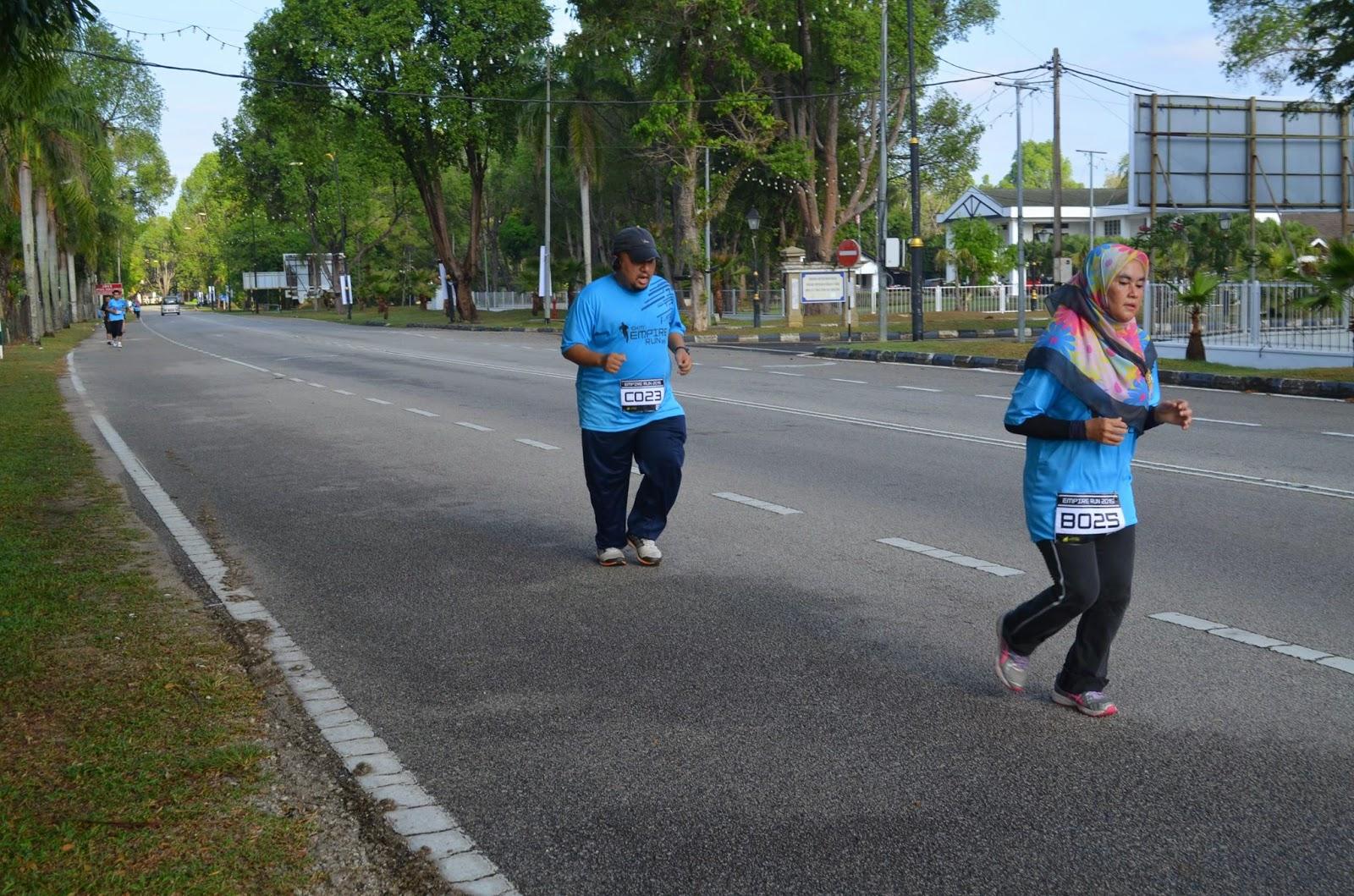 10km empire run 2015 kuantan