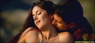 Katrina kaif Kiss