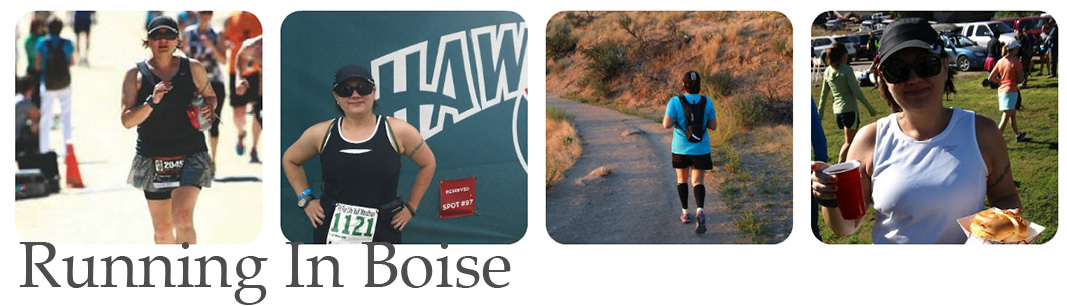 Running In Boise
