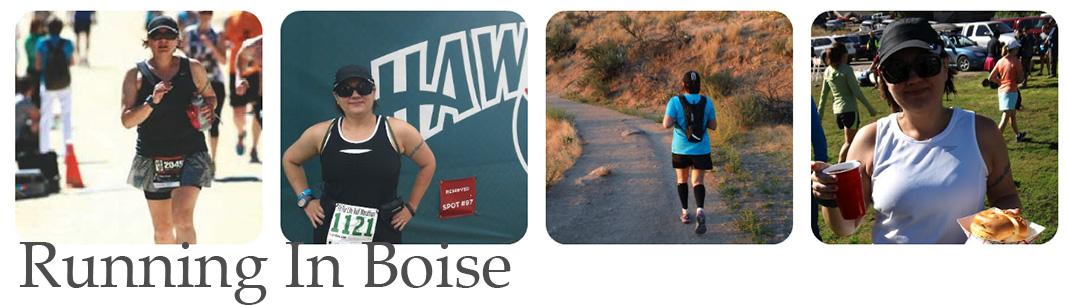 Running In Boise