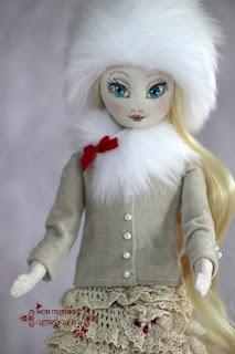 Мои любимые игрушки, текстильная кукла, cloth doll