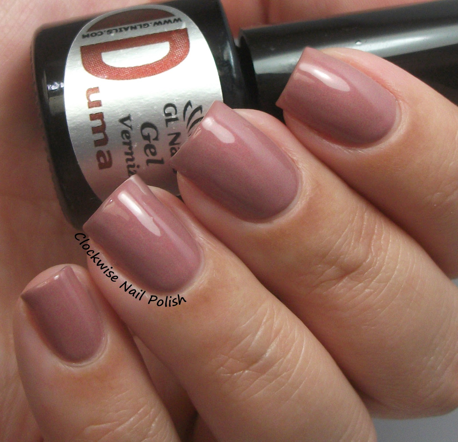 The Clockwise Nail Polish Gl Nails Duma Gel Review