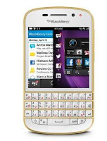 Price of Blackberry Q10 Gold in Nigeria
